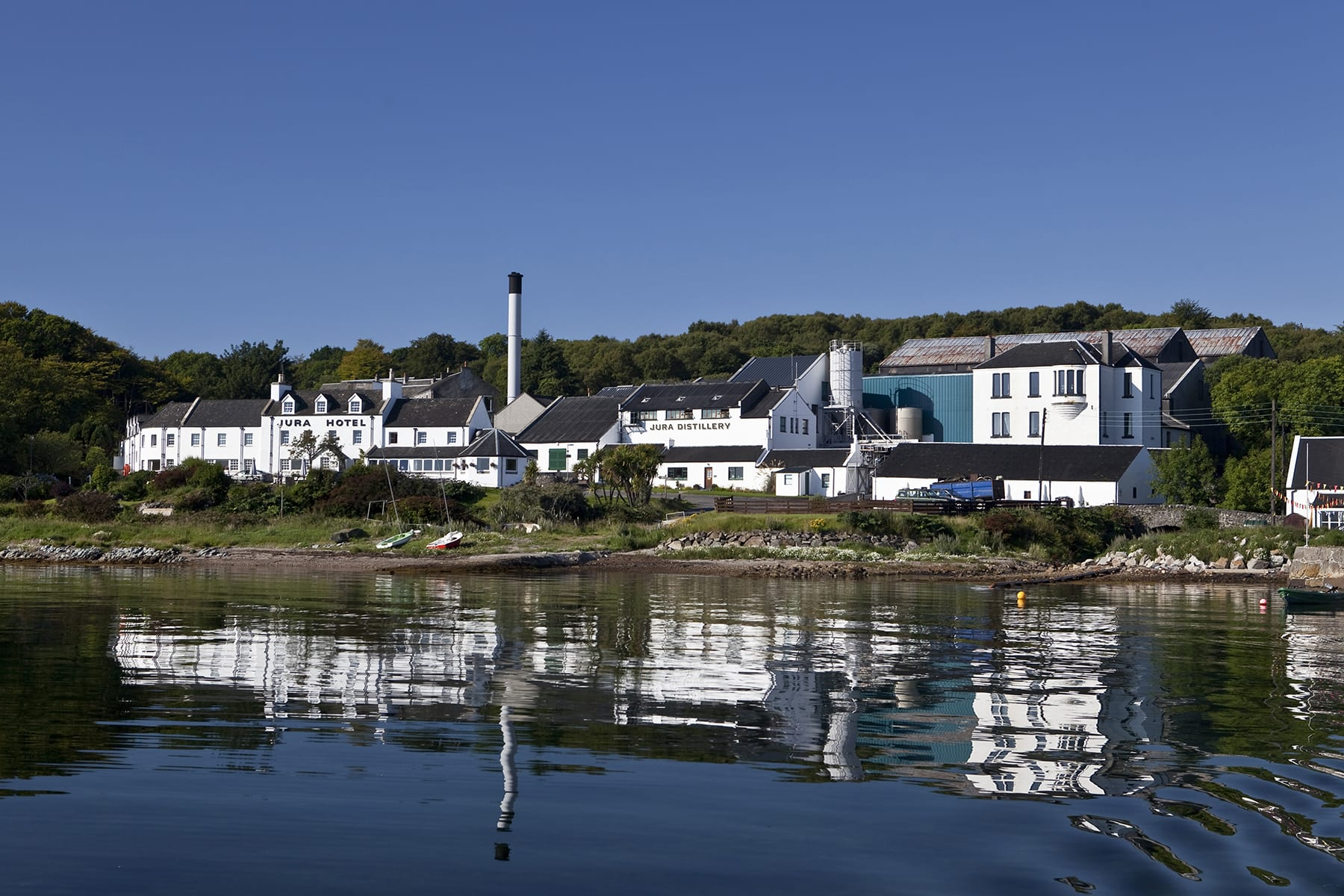 The Isle of Jura Distillery
