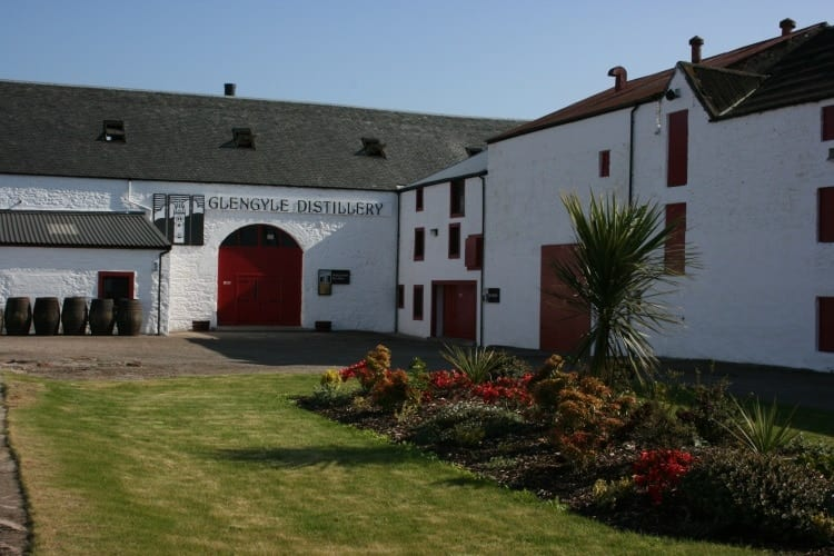 The Glengyle Distillery
