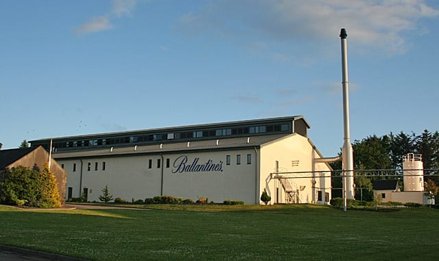 The Glenburgie Distillery