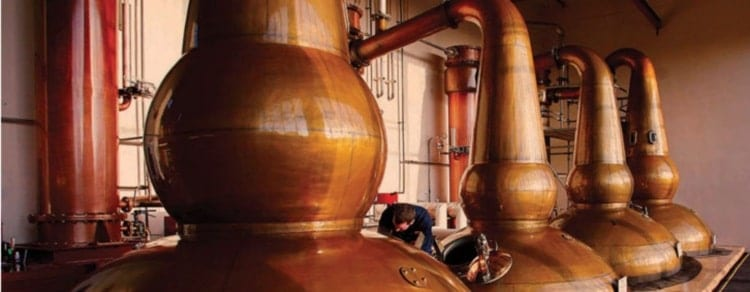 The GlenDronach Stills