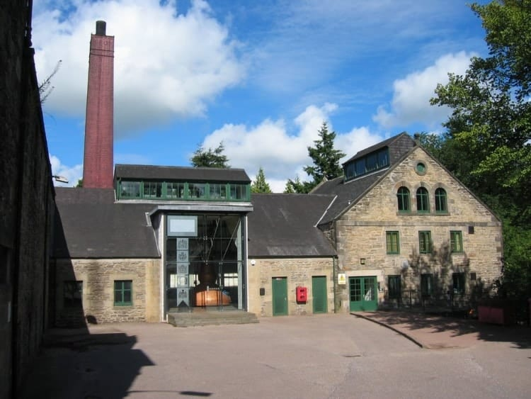 The Glen Keith Distillery