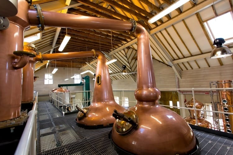 The stills at Cotswolds