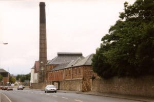 The Rosebank Distillery