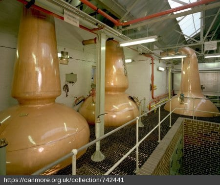 The stills at Rosebank